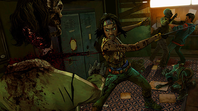 """The Walking Dead: Michonne"", lo nuevo de Telltale Games"
