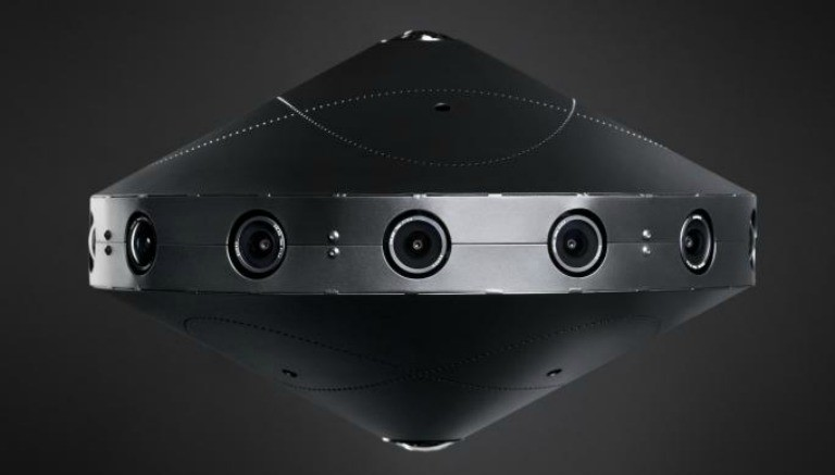 "Facebook se une a la realidad virtual con la ""Surround 360"""