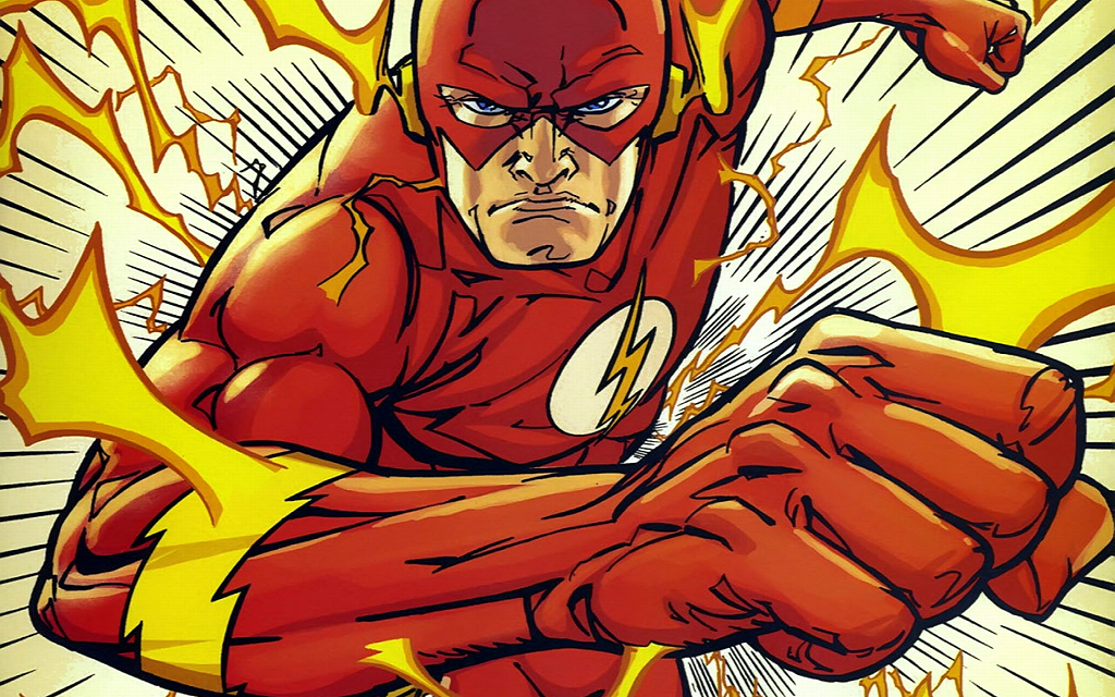 Video: La historia de Flash, el superhéroe más subvalorado
