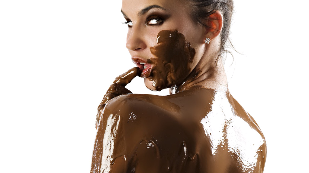 Sexo + chocolate= El match perfecto