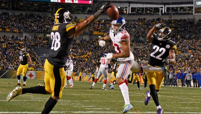 "Giants acusa a Steelers de otro posible ""Deflategate"""