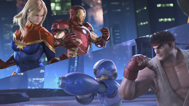 Marvel vs. Capcom: Infinite estará listo para 2017