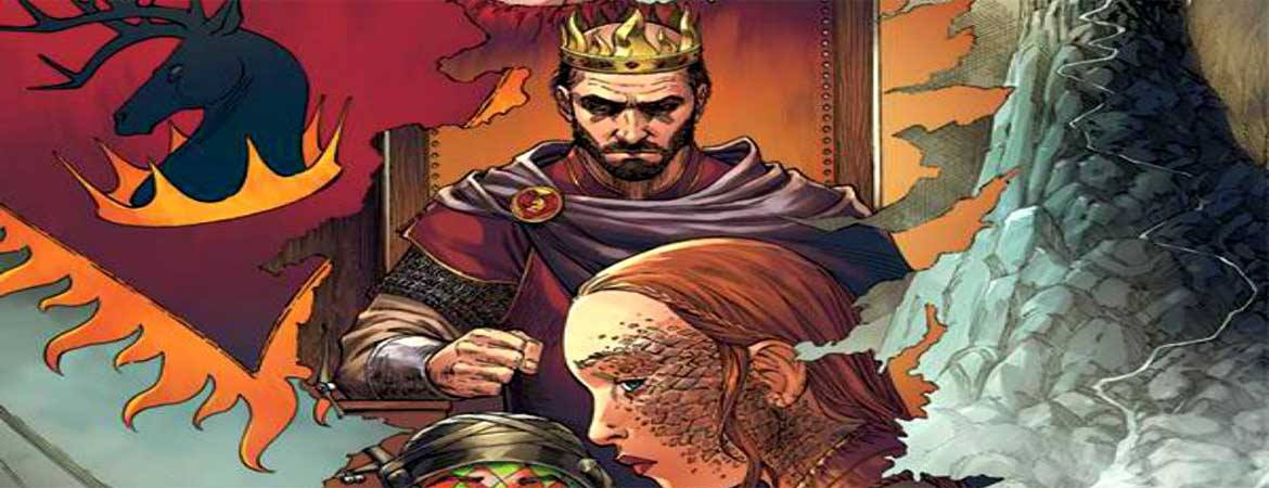 Dynamite publicará cómics de Game of Thrones escritos por George R. R. Martin