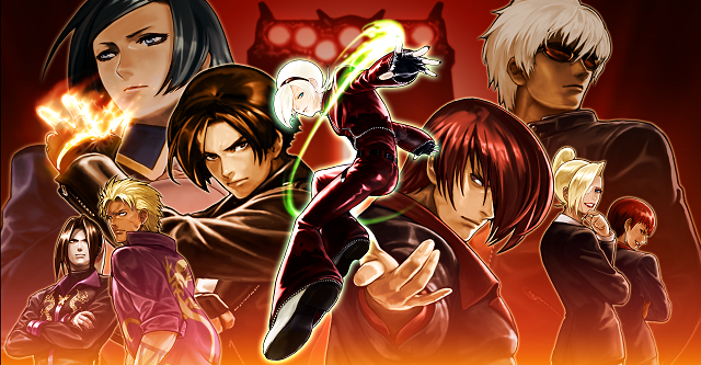 La serie que estábamos esperando ¡The King of Fighters!
