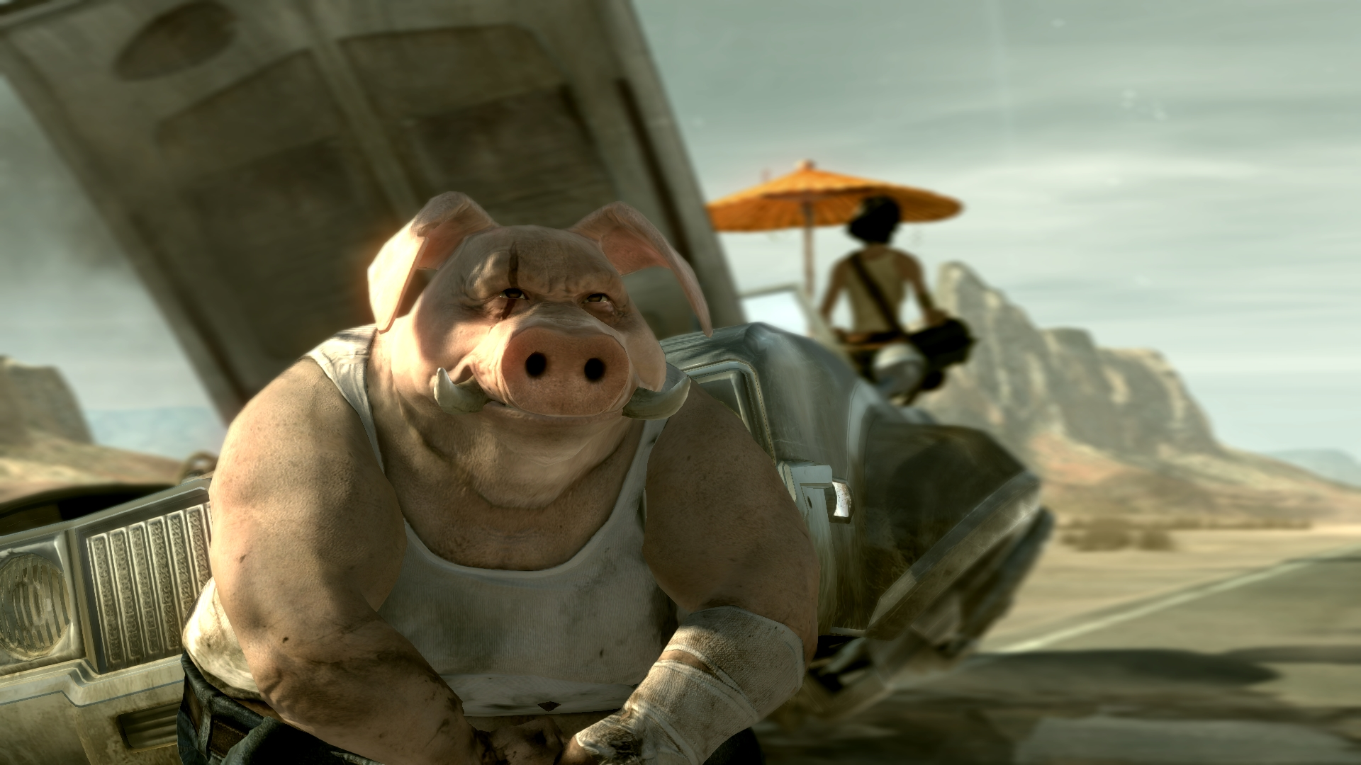 El nuevo gameplay de Beyond Good and Evil 2