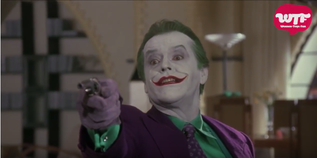 La evolución de The Joker