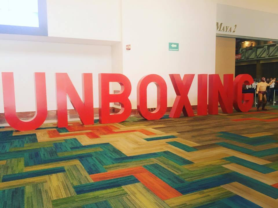 Así vivimos la Unboxing Toy Convention
