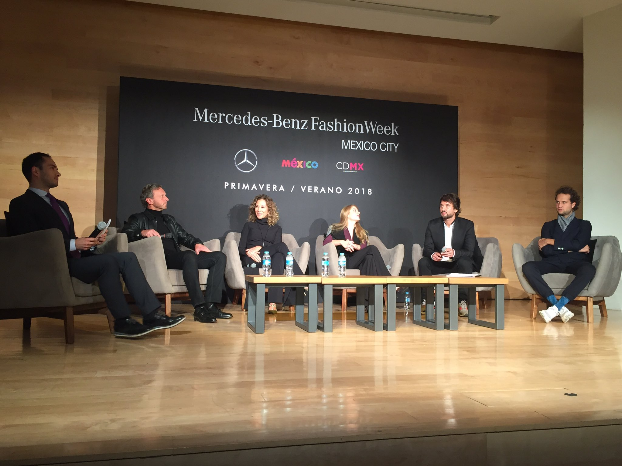 Todo sobre el Mercedes-Benz Fashion Week MX