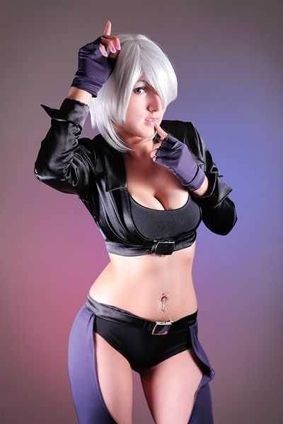 Los mejores cosplay de Angel de The King of Fighters