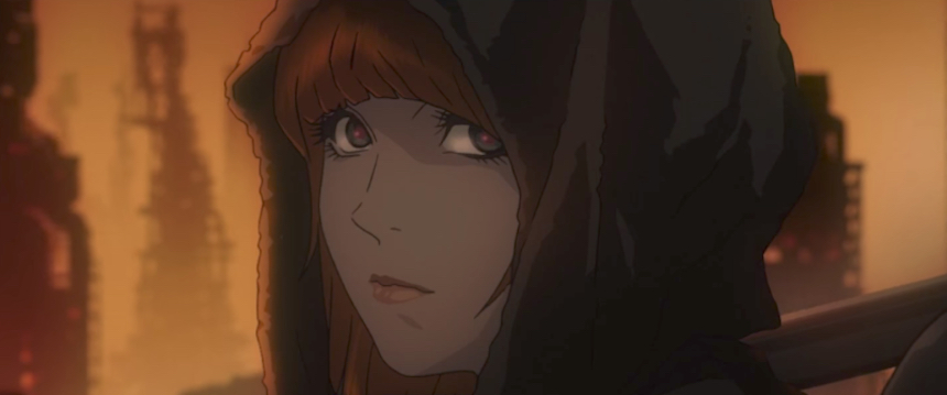 "El corto de Blade Runner ""Black Out 2020"" en anime ya está aquí"