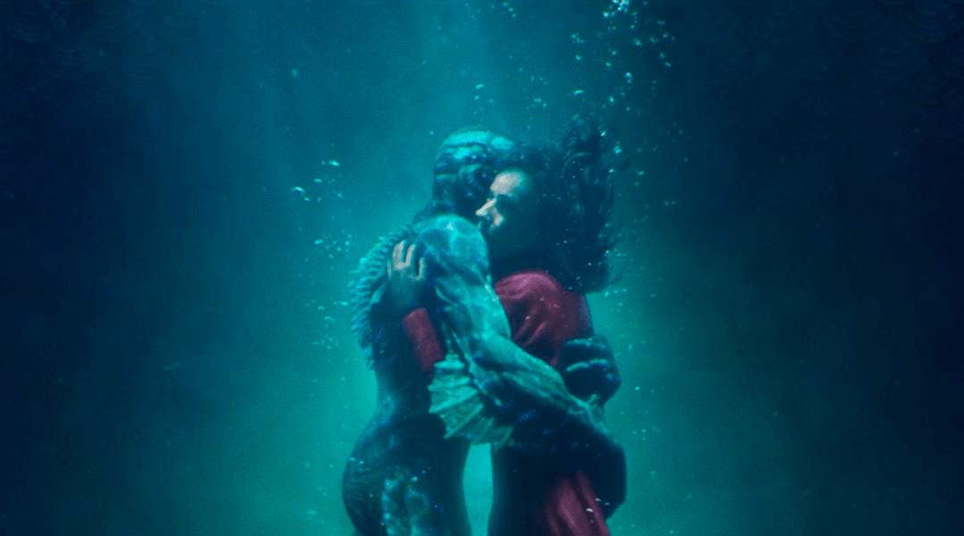 Ve el póster de The Shape of Water lo nuevo de Guillermo del Toro