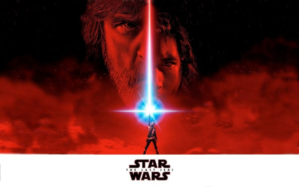 Star Wars: The Last Jedi es la película más larga de Star Wars