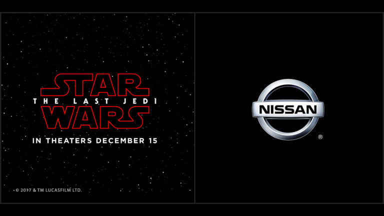 Para los fans de Star Wars, Nissan solo venderá 500 Kicks Dark Light