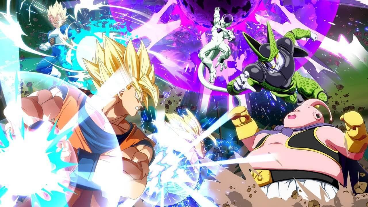 Checa el opening de Dragon Ball FighterZ