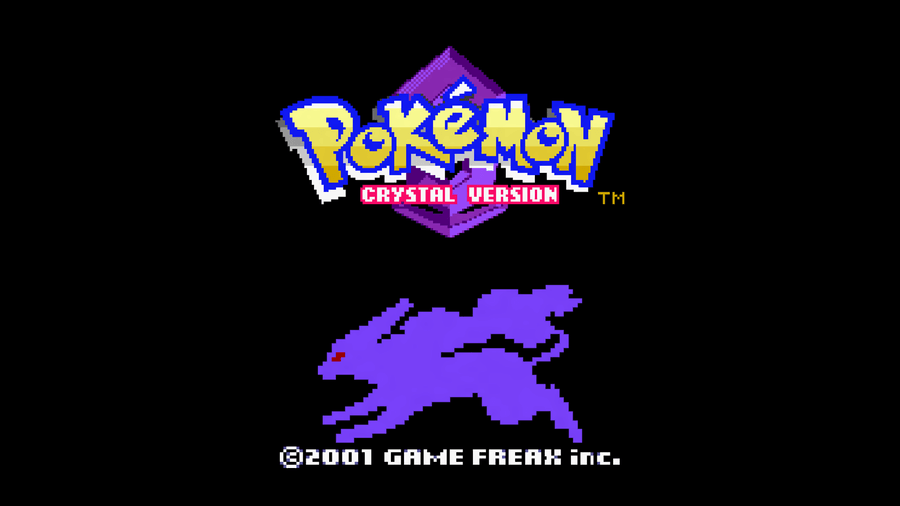 Regresará Pokémon Crystal a Nintendo 3DS