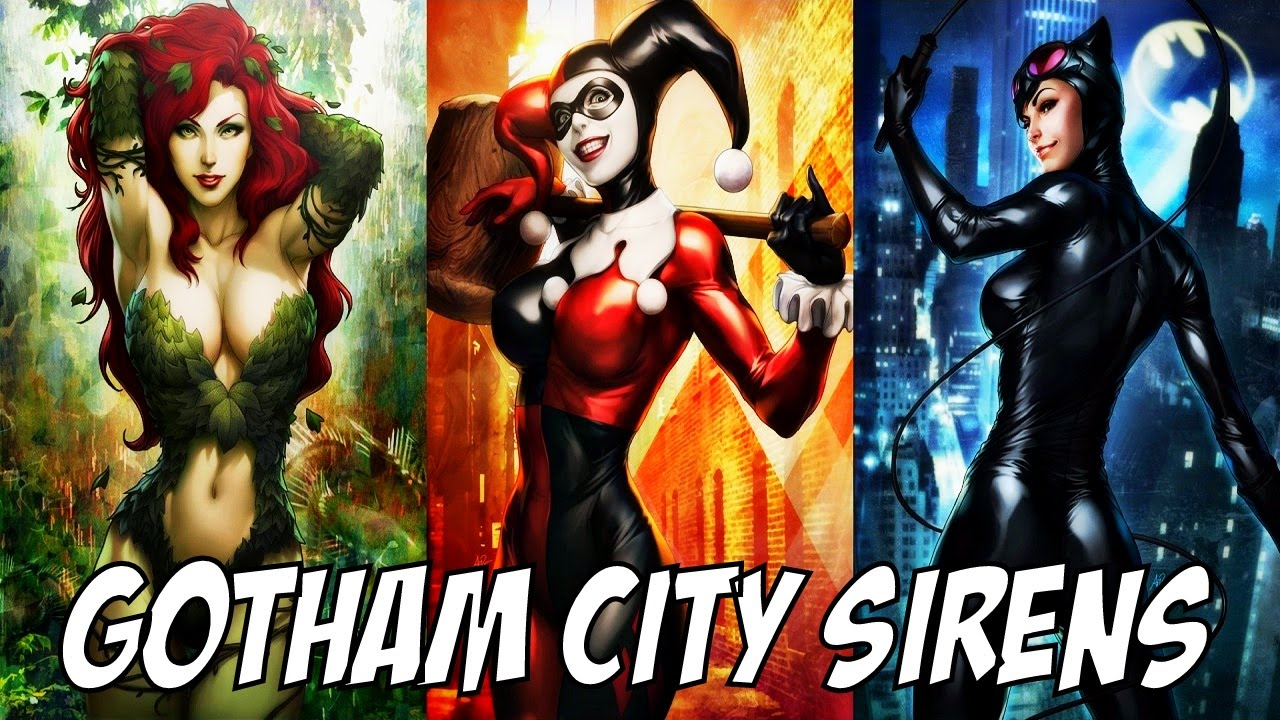 "David Ayer confirma que ""Gotham City Sirens"" sigue adelante"
