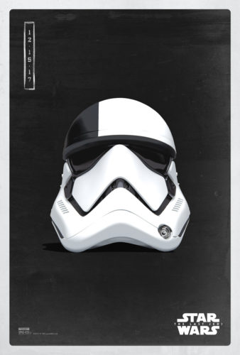 Checa estos increíbles Pop Icon Posters de Star Wars