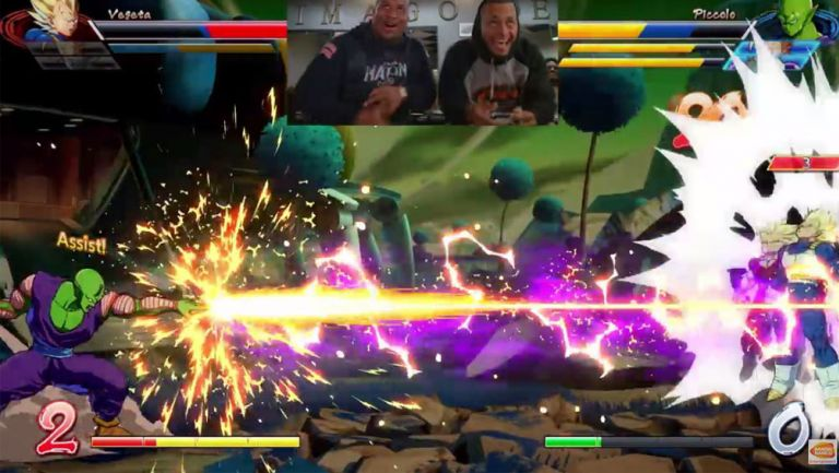 Los empacadores de Green Bay luchan en Dragon Ball FighterZ