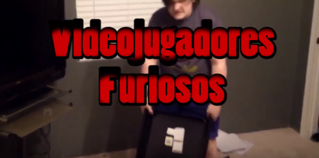 Video: Videojugadores furiosos