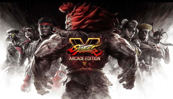 Chécate Street Fighter V: Arcade Edition