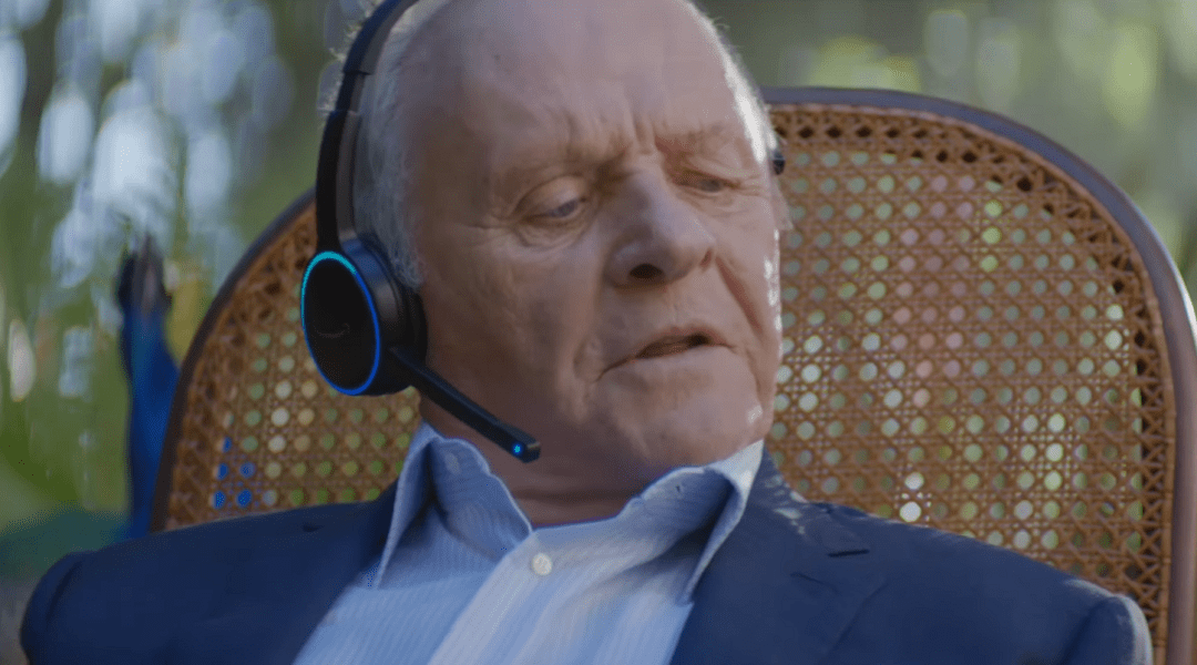Amazon busca remplazo de Alexa en ¿Anthony Hopkins?