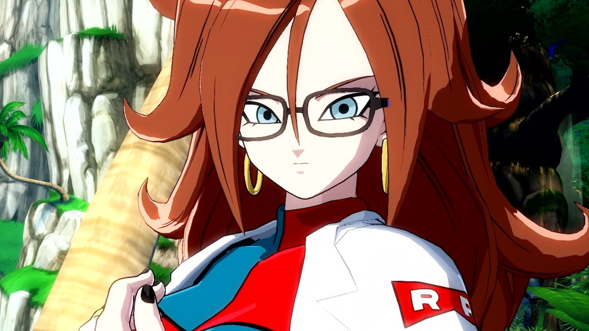 Androide 21 es el último personaje de Dragon Ball FighterZ