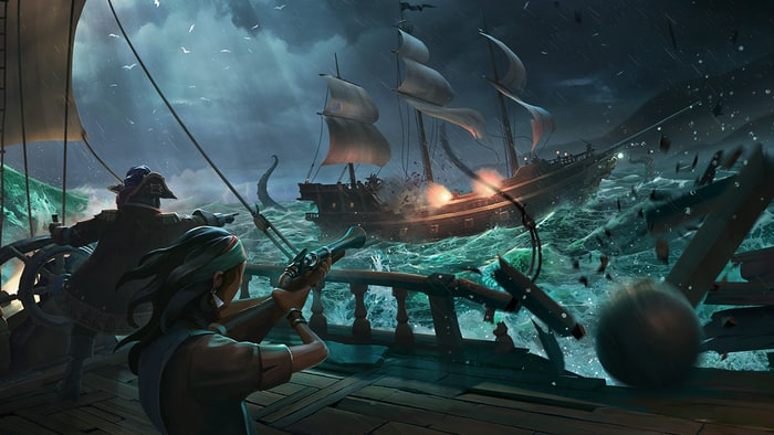 Chécate las fechas de la beta cerrada de Sea of Thieves