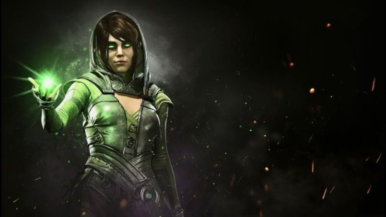 Ya está disponible Enchantress en Injustice 2