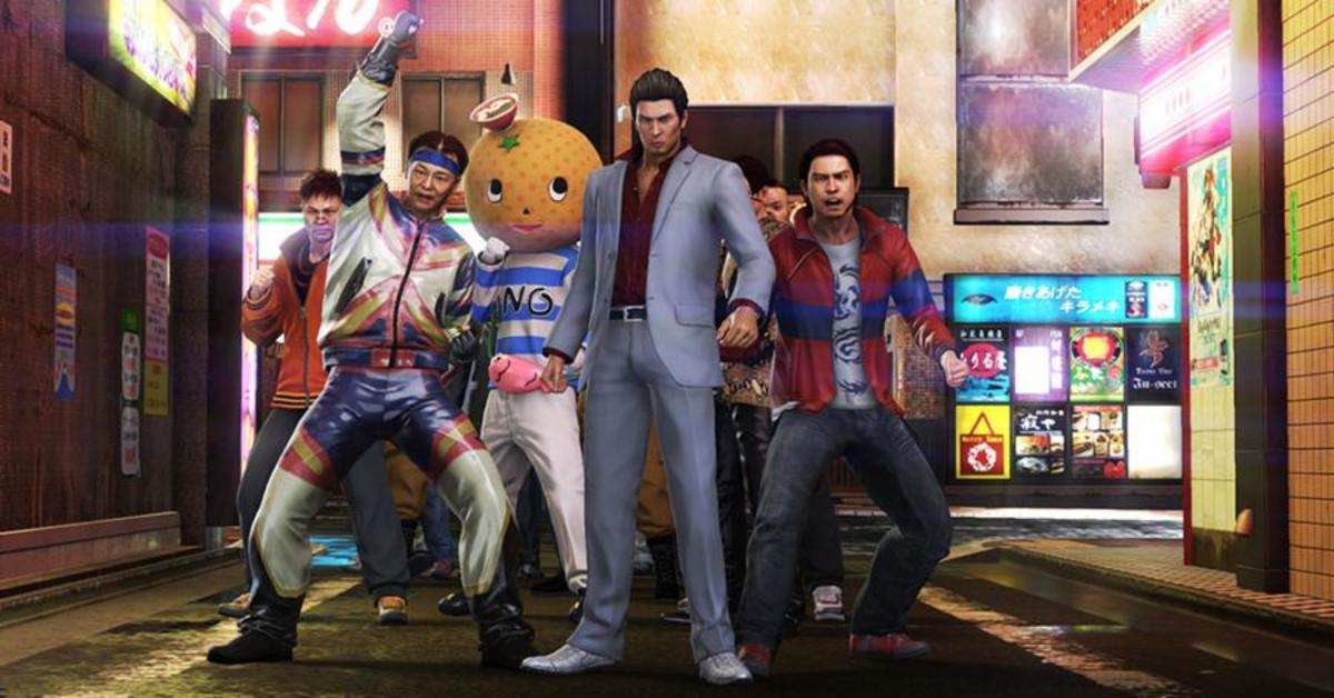 Yakuza 6: The Song of Life está a la venta