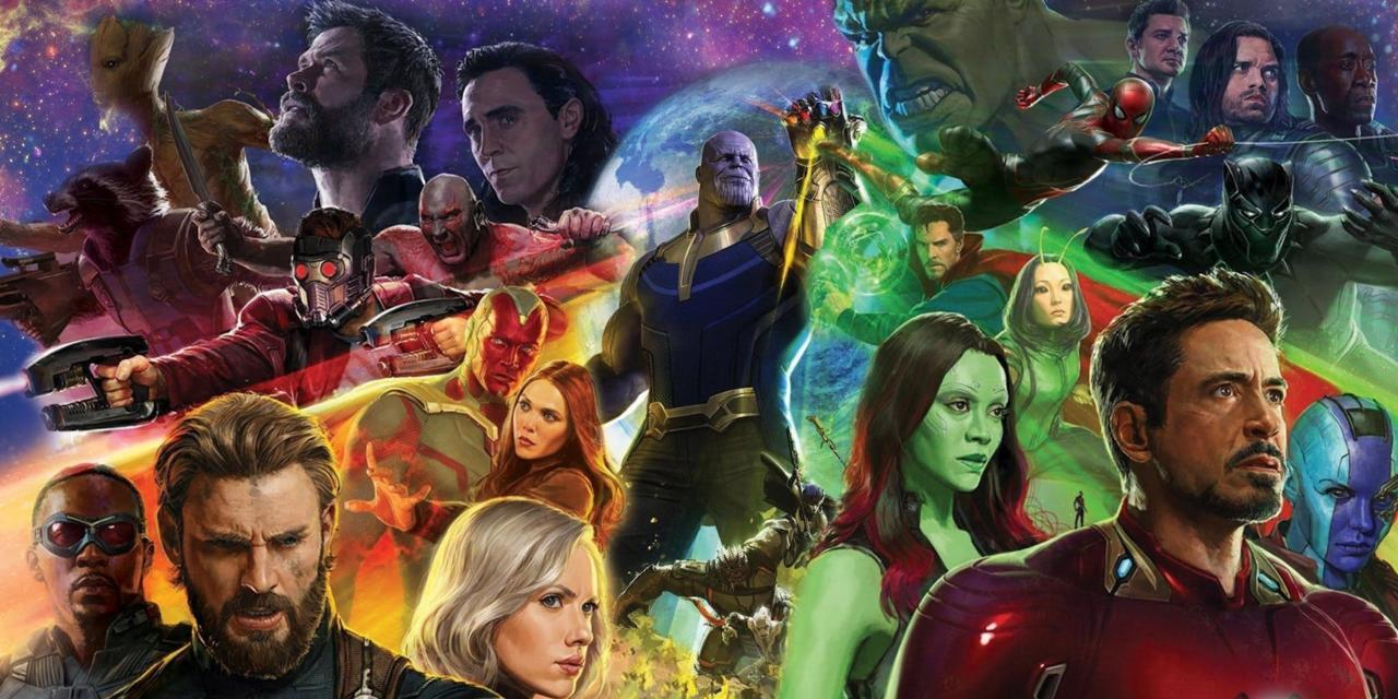 """""""Avengers: Infinity War"""" rompe todos los récords"""