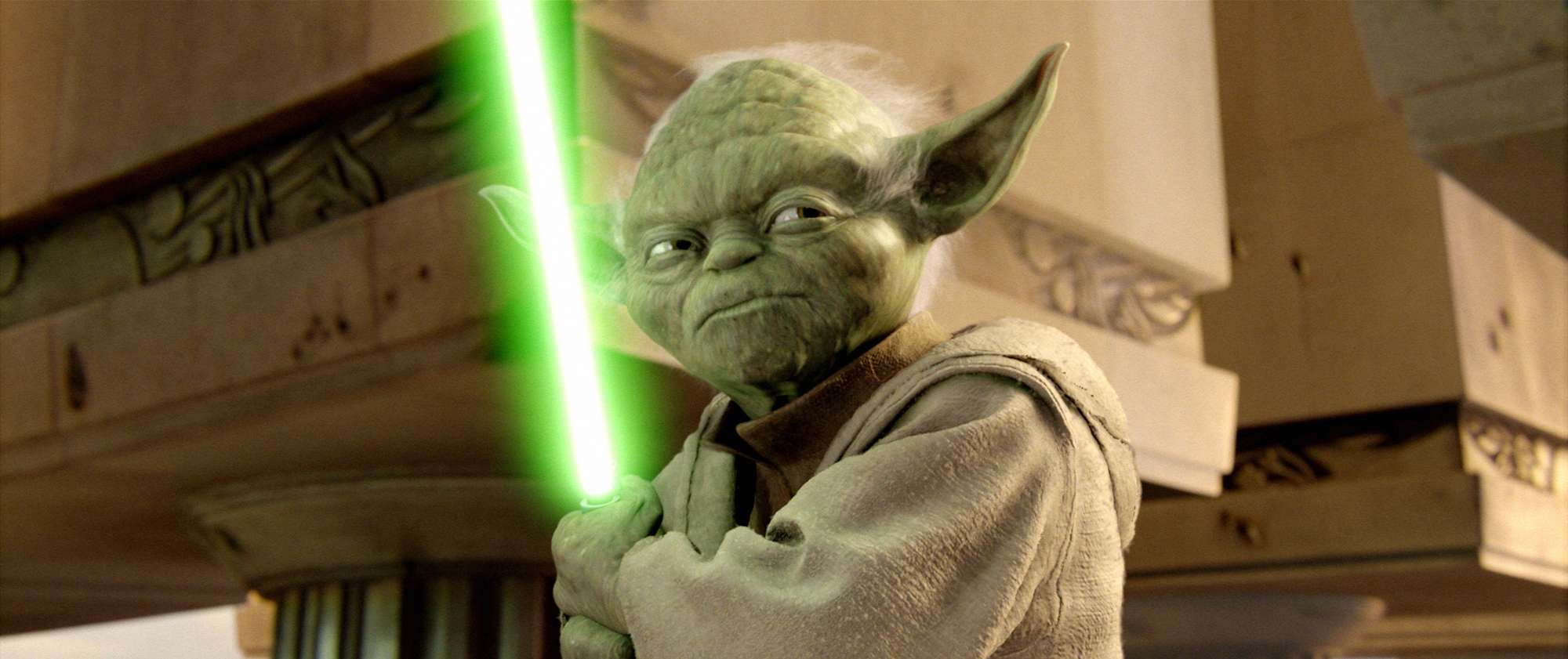 Yoda regresa en Star Wars: Episodio IX