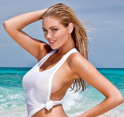 Triste noticia: Kate Upton se nos casa
