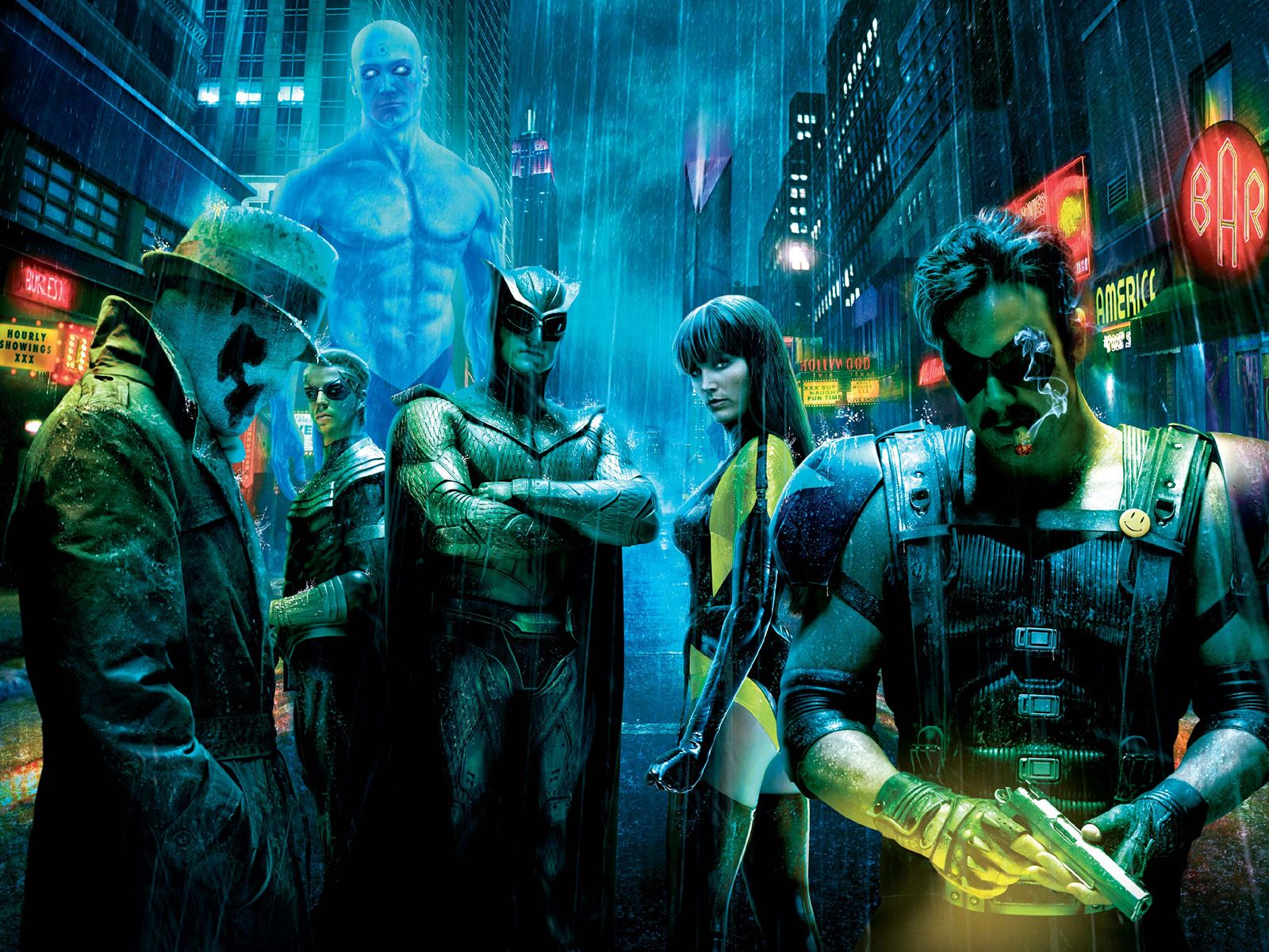 HBO confirma la serie de The Watchmen