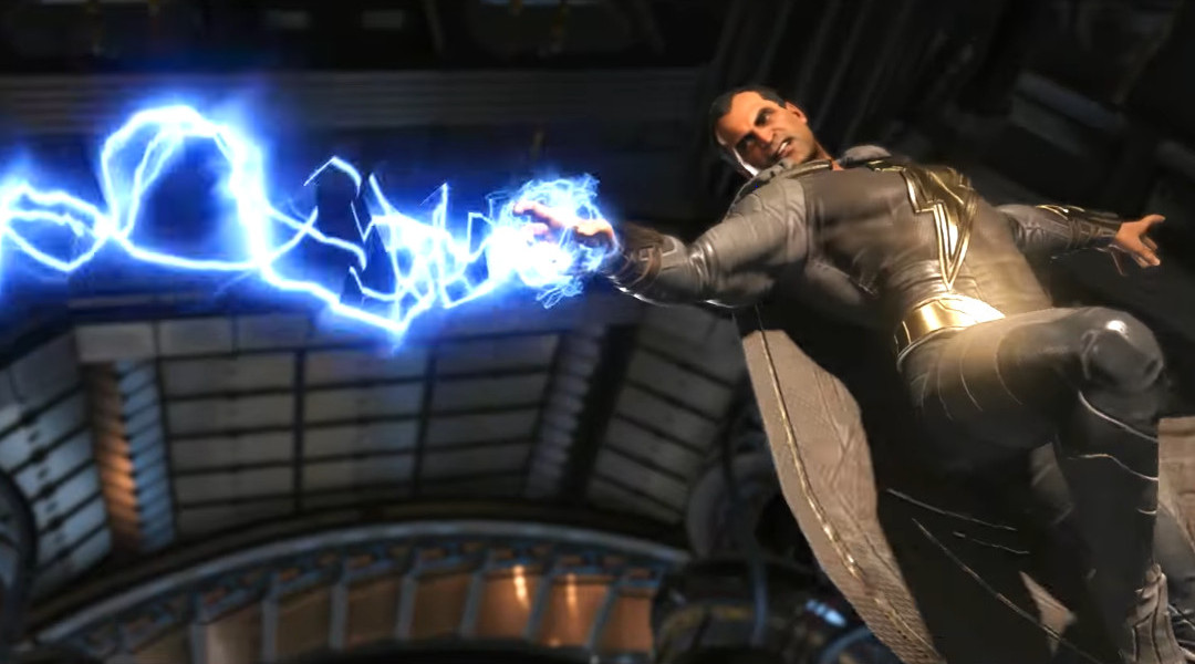 Black Adam, Supergirl y Cheetah muestran su poder en Injustice 2
