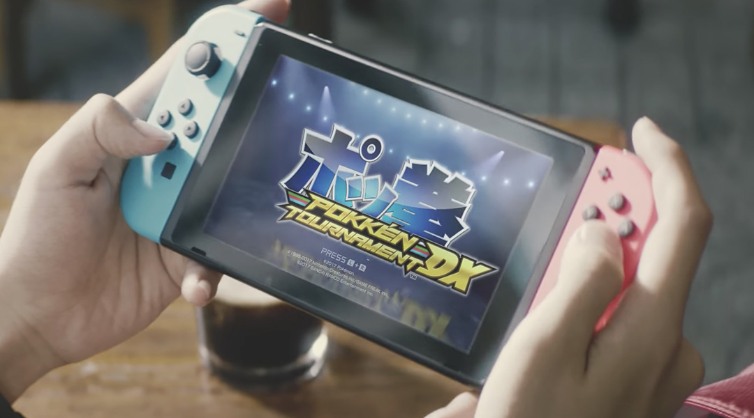 Pokkén Tournament DX llegará a Nintendo Switch