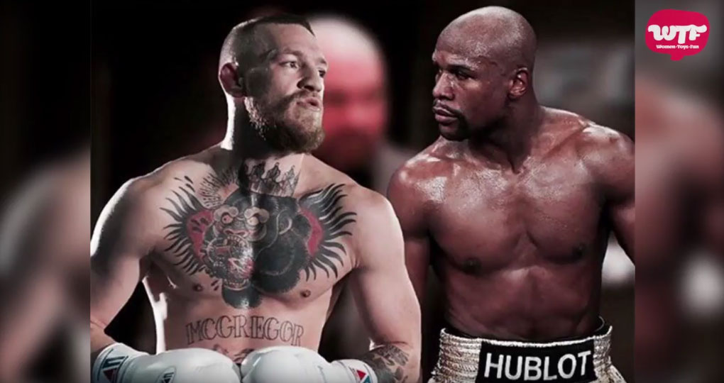 Video: Conor McGregor VS Floyd Mayweather