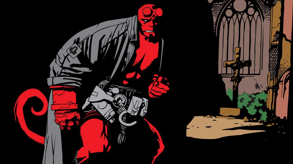 Hellboy estará en Injustice 2