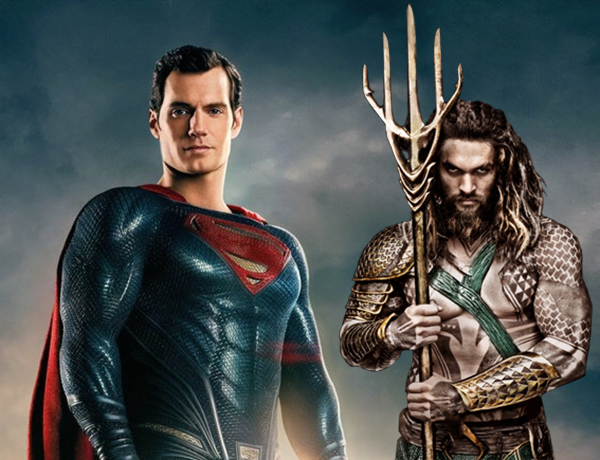 Jason Momoa lo confirma, Aquaman apareció en Man of Steel