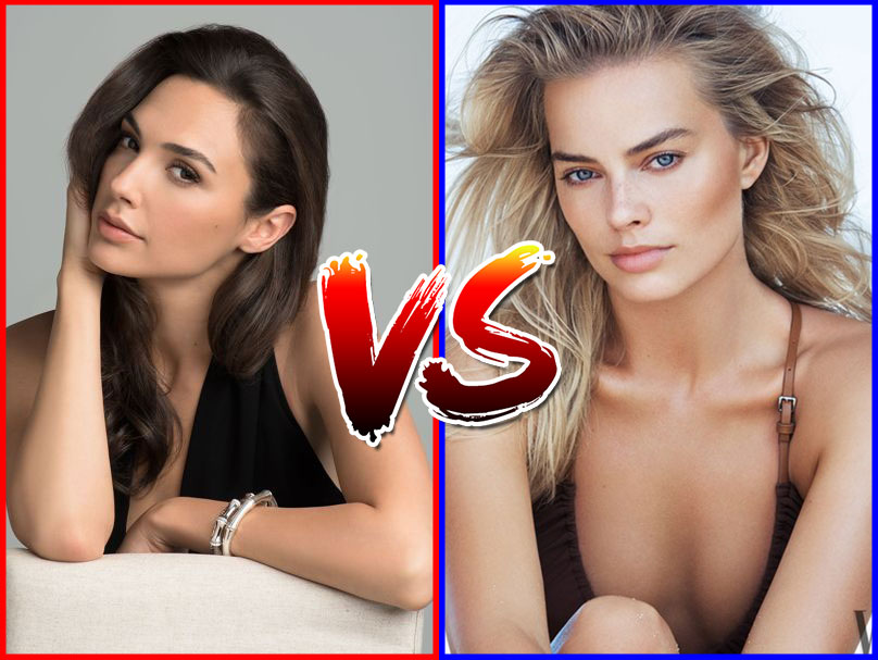 Video: Gal Gadot VS Margot Robbie