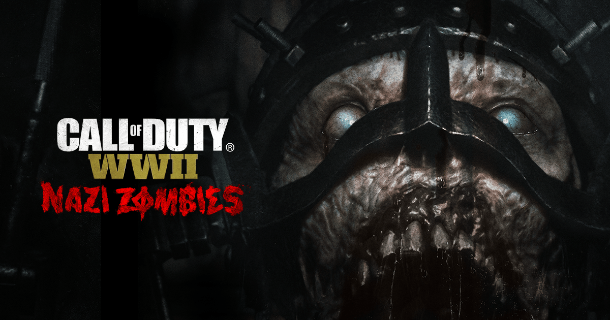 Chécate el nuevo modo de zombies en Call of Duty: WW2