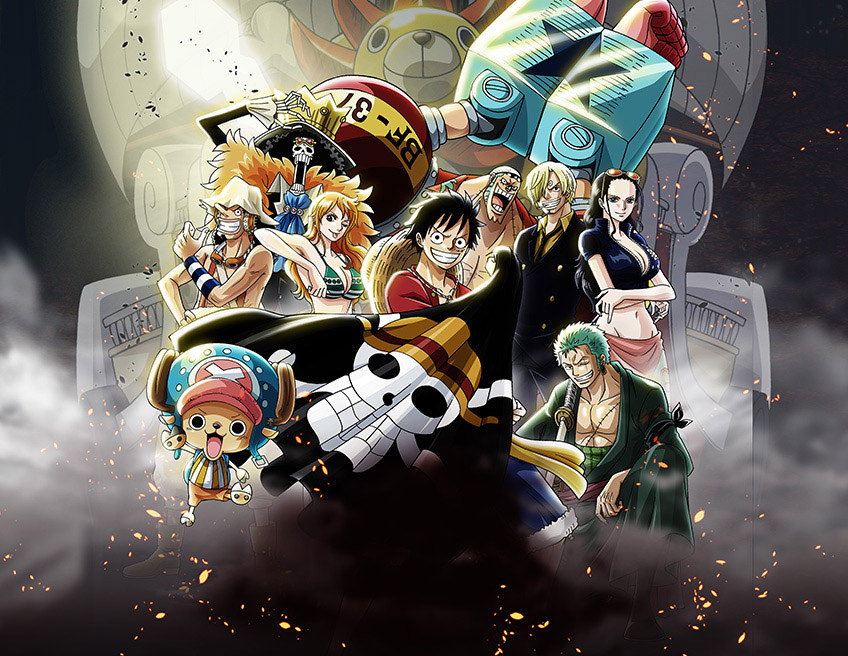 Chécate el primer tráiler de One Piece Grand Cruise