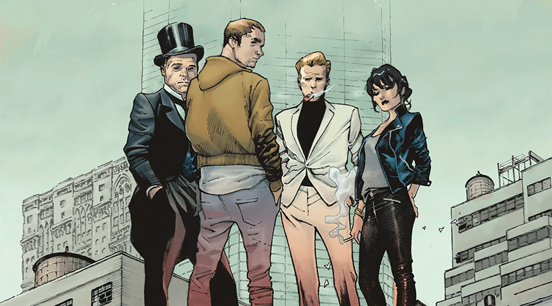 The Magic Order, el primer cómic de Mark Millar editado por Netflix