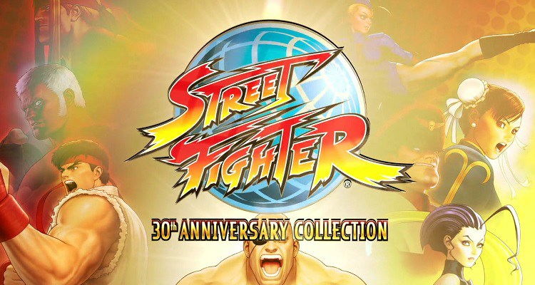 Street Fighter Anniversary Collection te regresa a los clásicos