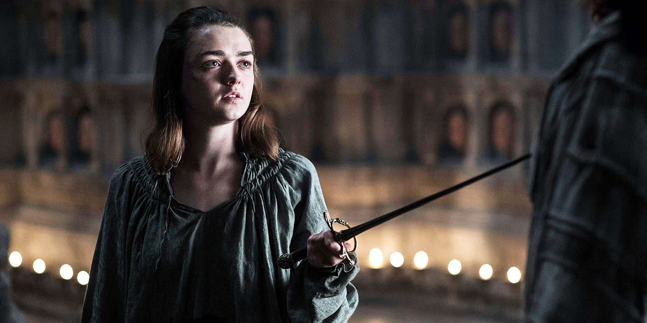 Maisie Williams revela fecha de estreno de Game of Thrones