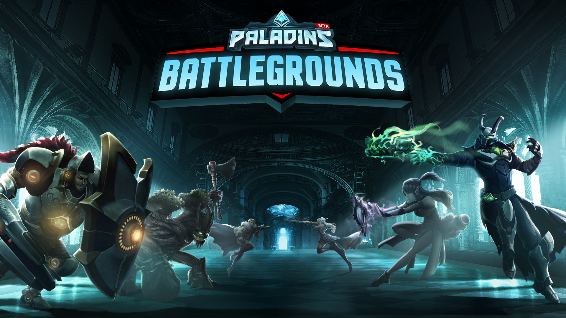 Paladins tendrá su modo Battle Royale
