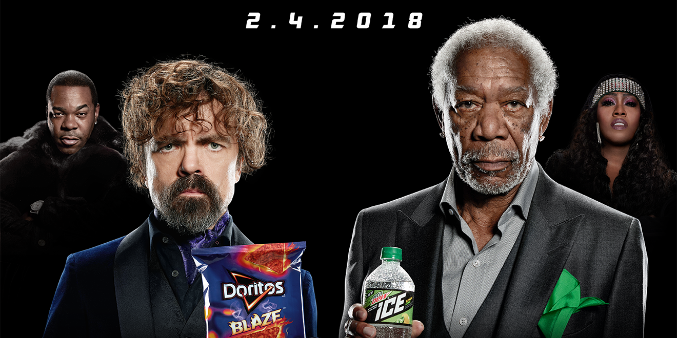 Checa el duelo de rap entre Morgan Freeman y Peter Dinklage