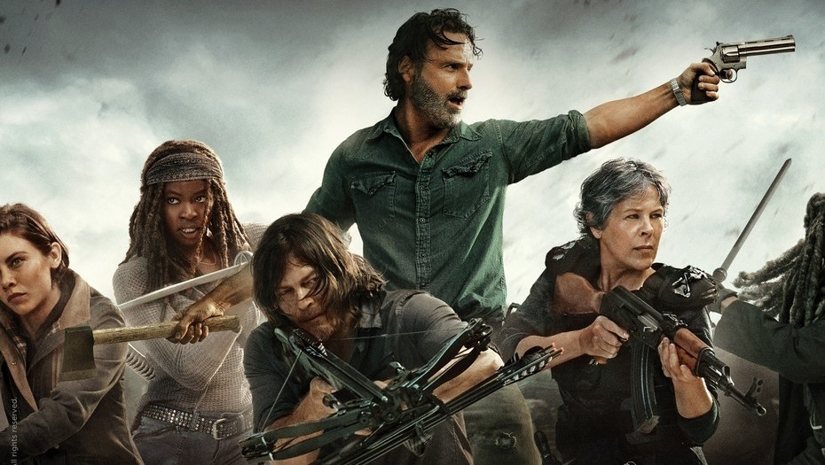 Checa en póster de la nueva temporada de The Walking Dead