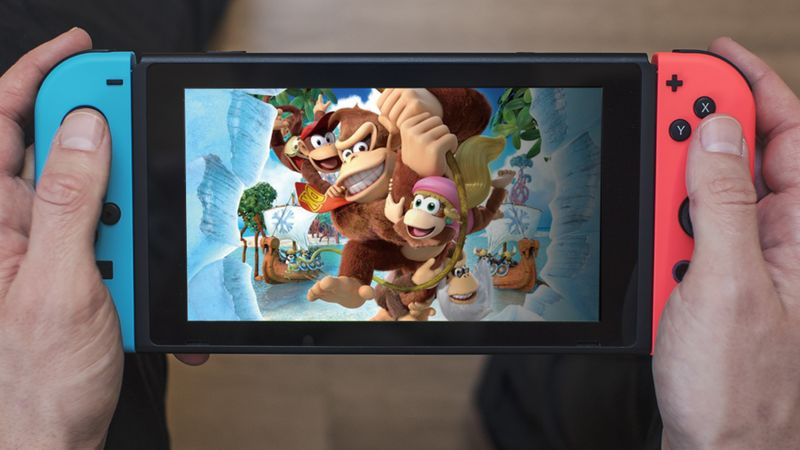 Chécate el tráiler de Donkey Kong Country: Tropical Freeze