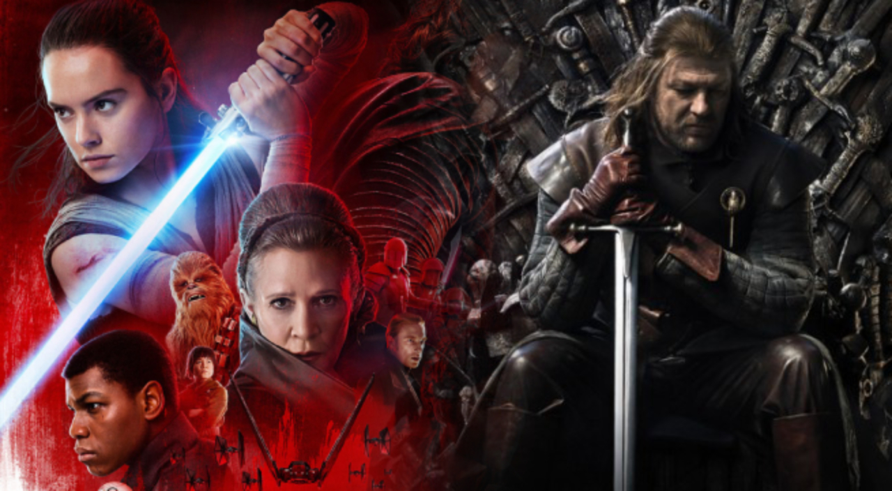 "Los creadores de ""Game of Thrones"" planean nueva saga de ""Star Wars"""