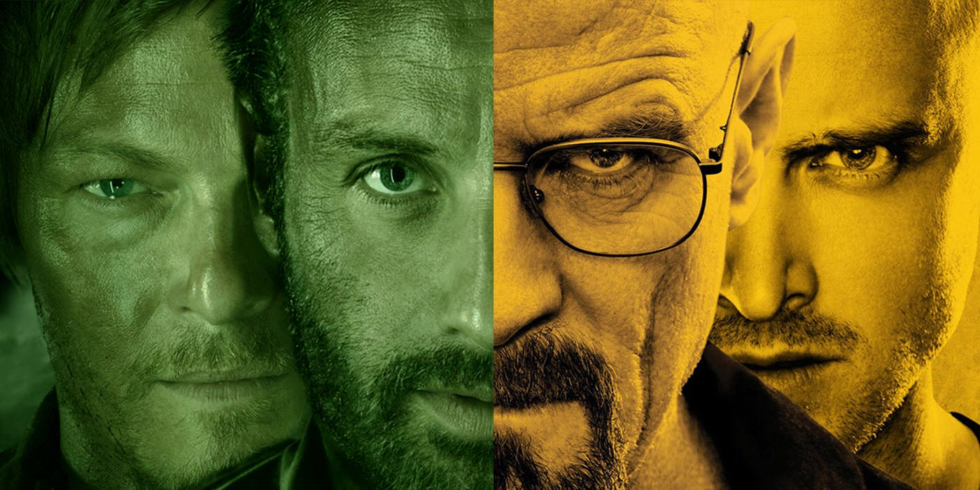 "Confirman que ""Breaking Bad"" es la precuela de ""The Walking Dead"""